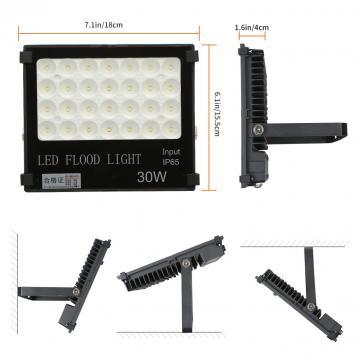 Buy 30W LED Outdoor Floodlight High Power Landscape Lights